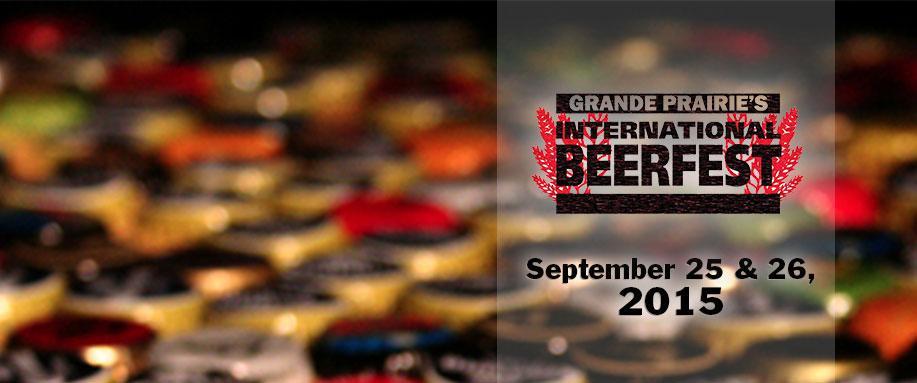 Grande Prairie's International BeerFest