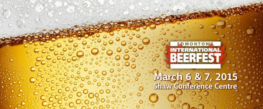 Edmonton's International Beerfest 2015